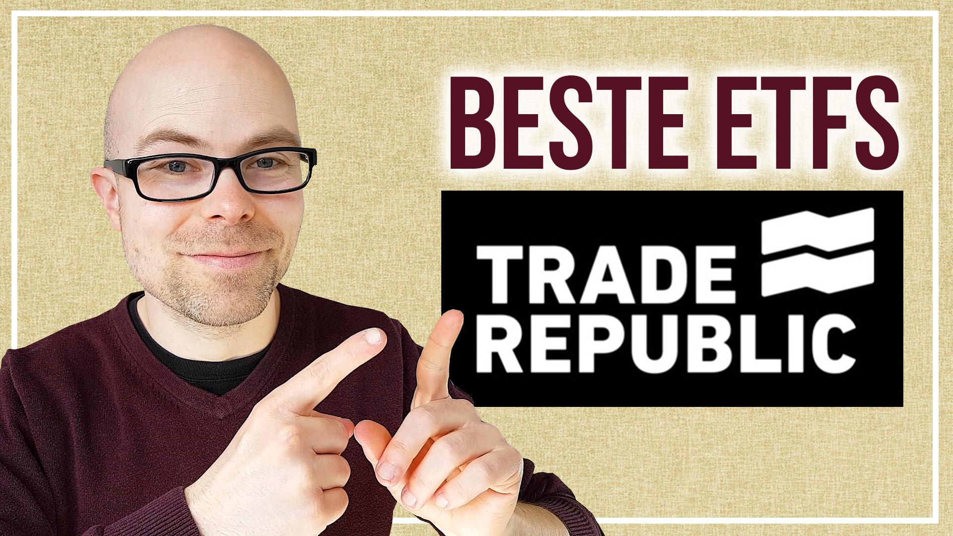 Die besten ETF-Sparpläne bei Trade Republic