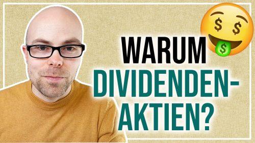 3 Gründe, weshalb ich Dividenden-Aktien bevorzuge