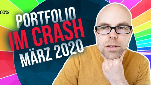 Portfolio-Update im Crash: Performance, Zukäufe & Dividenden