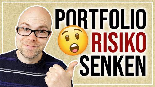 Portfolio-Risiko in der Krise senken - so gehts!