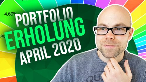 Aktienkäufe, Performance & Dividenden – Portfolio-Update April 2020