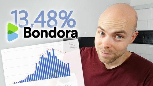 33 Monate Zinsen bei Bondora