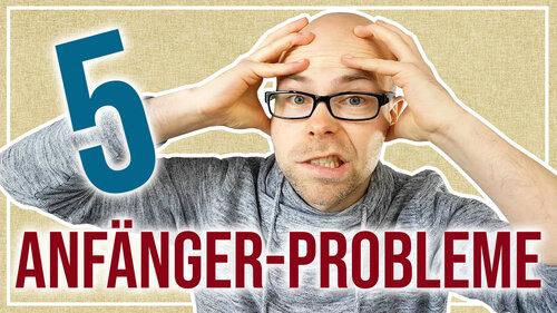 5 Probleme warum du nicht investierst und wie du sie löst
