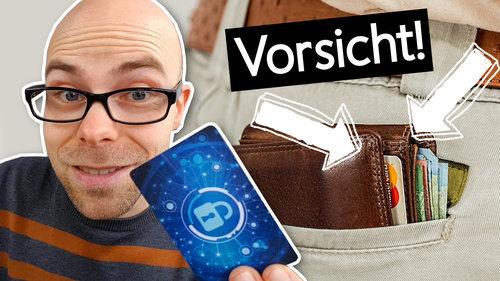 So einfach lassen sich Kreditkarten-Daten auslesen!