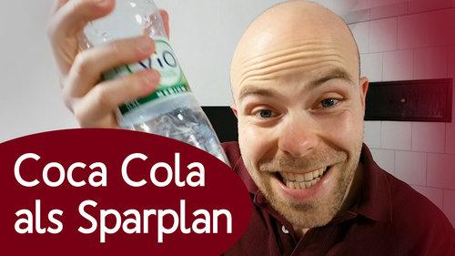 Coca Cola Aktie jetzt als Sparplan im Portfolio (mit Anleitung)