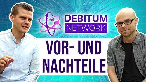 Vor- und Nachteile von Debitum Network (mit re:think P2P-Kredite)