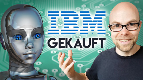 IBM neu im Depot! Warum jetzt?