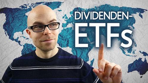 6 günstige Dividenden-ETFs um den Markt zu kaufen