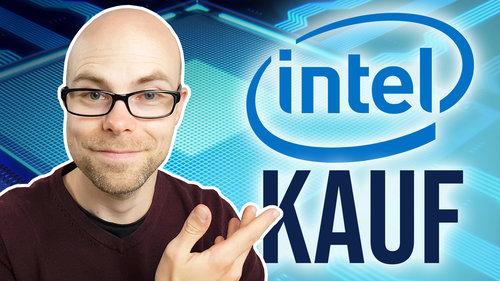 Warum ich Intel-Aktien kaufe