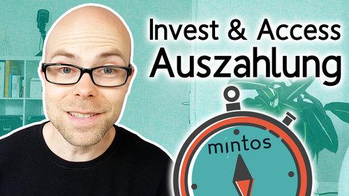 Wie lange dauert die Auszahlung bei Mintos Invest & Access?