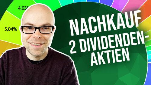 Zwei Dividenden-Aktien jetzt nachgekauft!  – Portfolio-Update Januar 2020