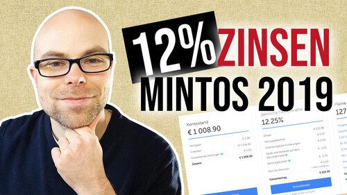 12% Zinsen: Mein Jahr 2019 bei Mintos
