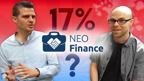 17% Zinsen! Was du über NEO Finance wissen musst
