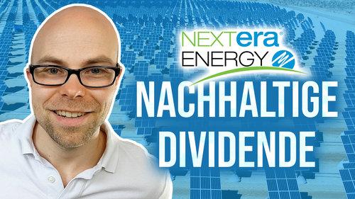NextEra Energy: Ein nachhaltiger Energie-Riese mit Dividende