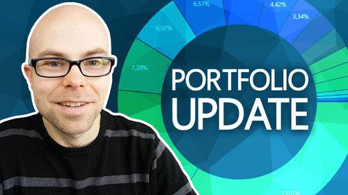 Portfolio-Update März 2019: Mehr Aktien als P2P-Kredite