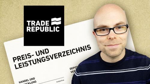 Alle Gebühren bei Trade Republic