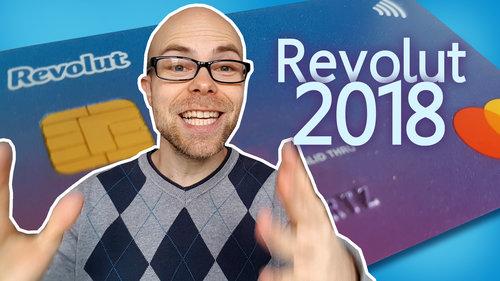 Revolut Mastercard im Jahr 2018: Kostenlos bezahlen und überweisen