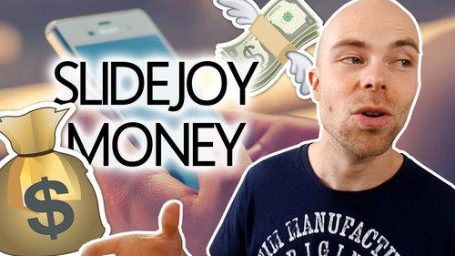 Slidejoy App – Ein paar Cents pro Tag mit dem Smartphone verdienen