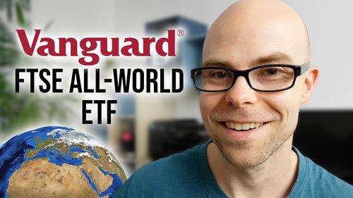 Der Vanguard FTSE All-World ETF ist neu in meinem Depot