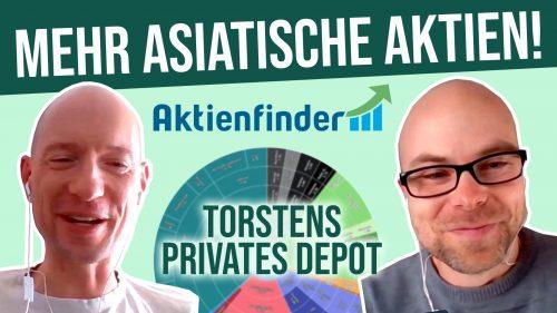 Die besten Aktien finden mit dem Aktienfinder | Torsten Tiedt im Interview