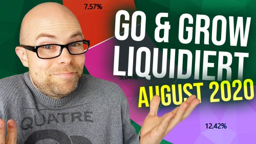 Bondora Go & Grow liquidiert – Portfolio-Update August 2020