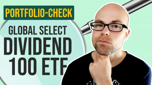 Portfolio-Check: Global Select Dividend 100 ETF